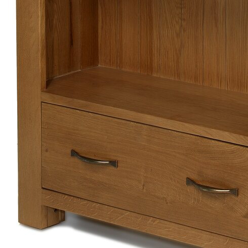 Barnsdall Wide 180cm Standard Bookcase