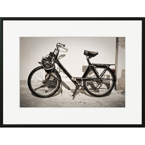 'Solex' by Philippe David Framed Photographic Print