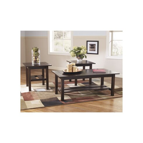 Andover Mills Frances 3 Piece Coffee Table SetReviewsWayfair