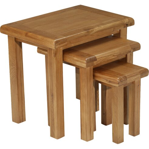 Columbia 3 Piece Nest of Tables