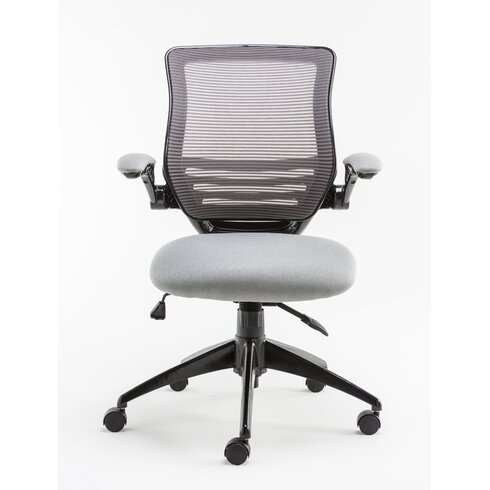 Stanford Mid-Back Mesh Task Chair with Arms