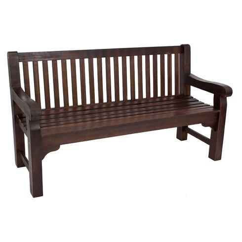 garten living 3 sitzer gartenbank bristol aus massivholz. Black Bedroom Furniture Sets. Home Design Ideas