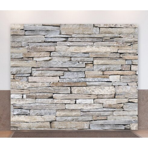Stacked Stones Wall Art