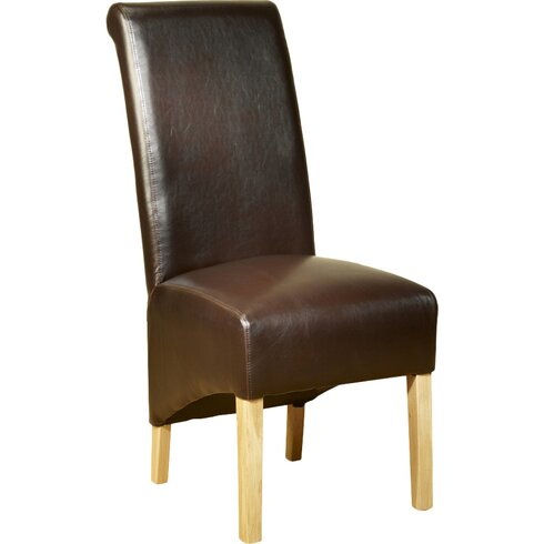 Woodview Upholstered Dining Chair