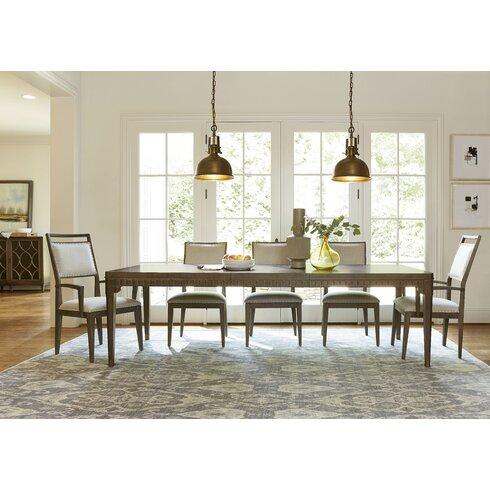 Laurel Foundry Modern Farmhouse Payton Extendable Dining Table