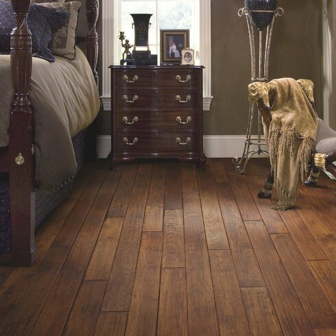 Forest Valley Flooring Fallon 4 Quot Solid Hickory Hardwood
