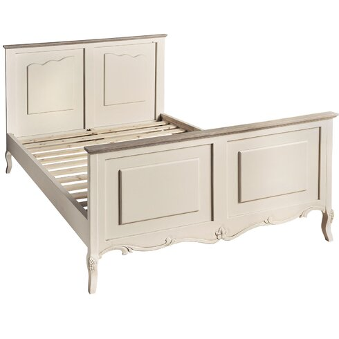 Imran Country European Double Bed Frame