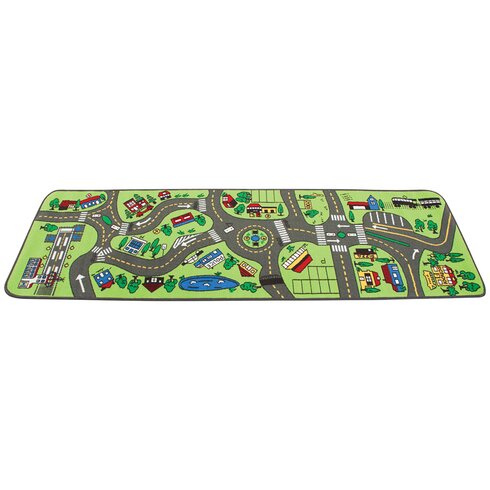 Giant Road Indoor/Outdoor Area Rug