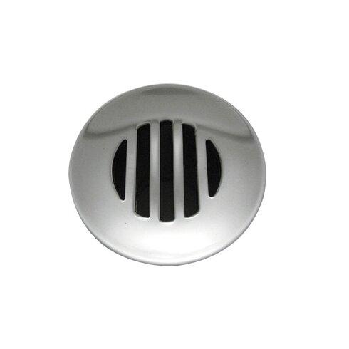 "Safire 2.5"" Grid Shower Drain"