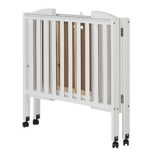 3-in-1 Portable Convertible Folding Crib