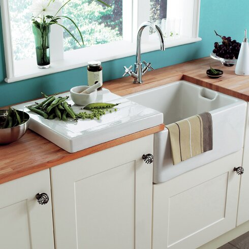 Mangrove 59.5cm x 45.5cm Kitchen Sink