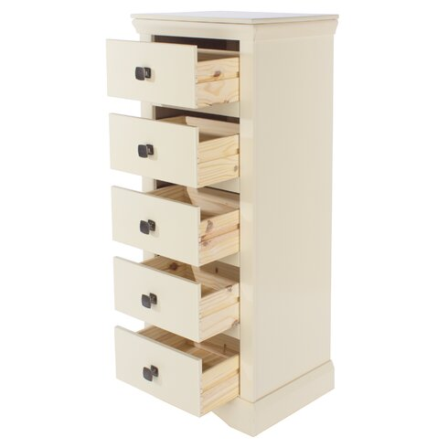 Woolton 5 Drawer Chest of Drawers