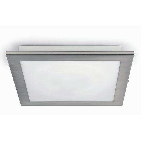 Azor 1 Light Flush Ceiling Light