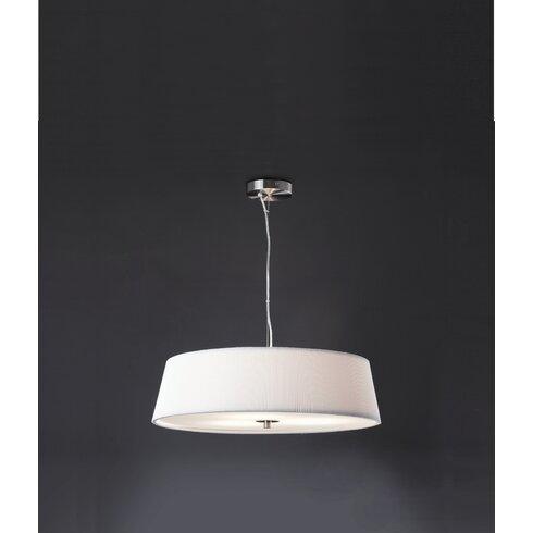 Prosa 3 Light Drum Pendant