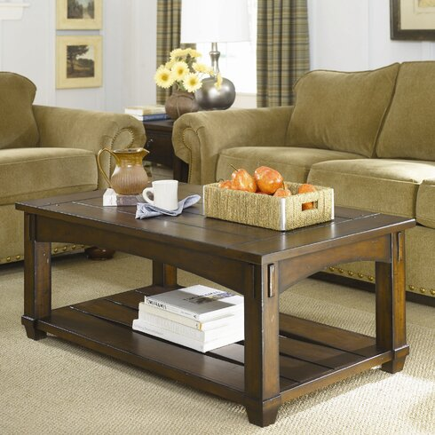 Hammary Tacoma 3 Piece Coffee Table SetReviewsWayfair