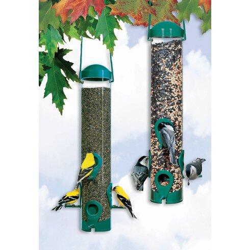 Sierra Tube Nyjer/Thistle Bird Feeder