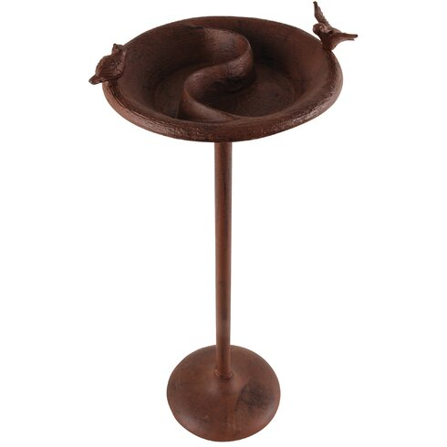 Best for Birds Bath and Feeder on Pole