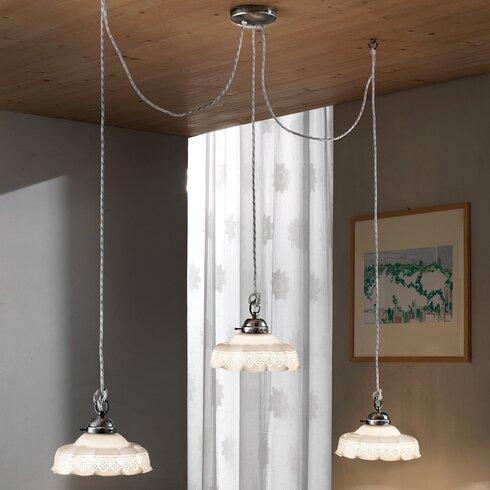 Avellino 3 Light Mini Pendant