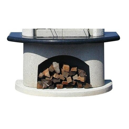 54cm Ambiente Masonry Charcoal Barbecue