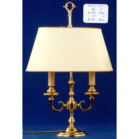 Casted 54cm Table Lamp