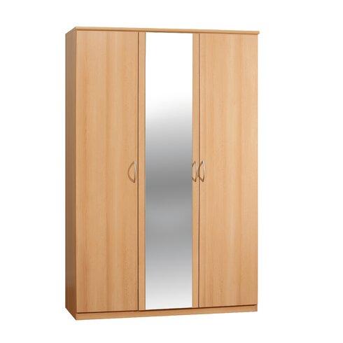 Suey 3 Door Wardrobe