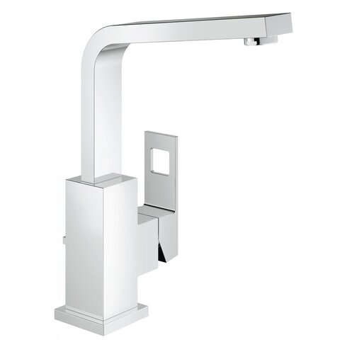 Grohe Eurocube Single Handle Single Hole Bathroom FaucetReviews