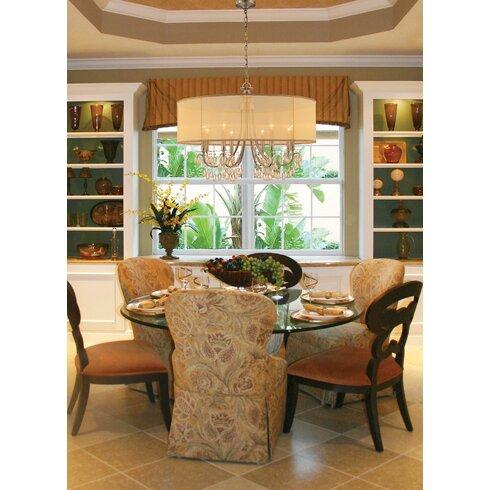 Dining Room Drum Chandelier  Absolutiontheplaycom - Dining room drum chandelier