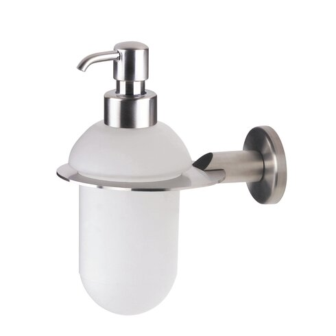 Urban Steel Soap Dispenser