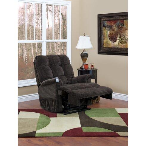 MedLift 5555 Series SleeperReclining Lift Chair with Magazine