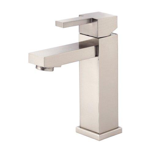 Danze Reef Single Handle Single Hole Bathroom FaucetReviews