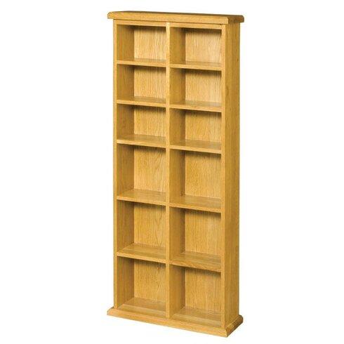 Ortigara 115cm Bookcase