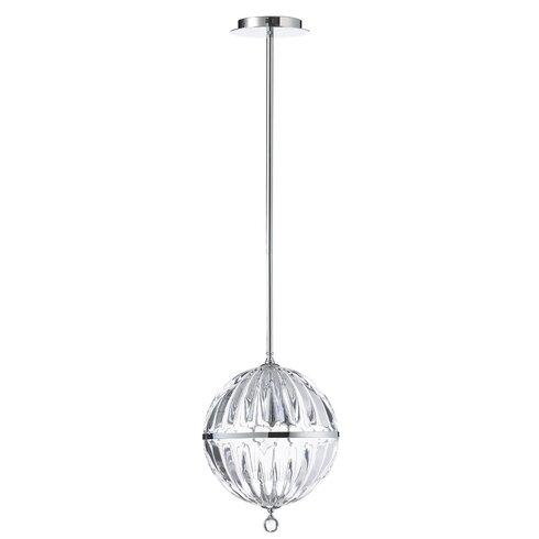 cyan design janus large globe pendant reviews wayfair. Black Bedroom Furniture Sets. Home Design Ideas