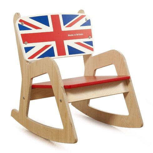 Union Jack Rocking Chair