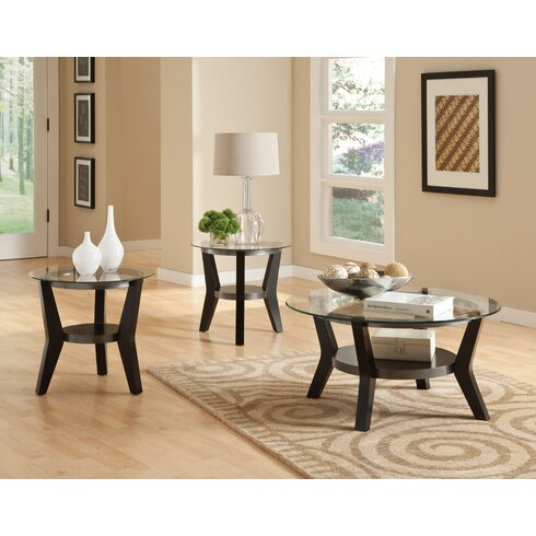 Standard Furniture Orbit 3 Piece Coffee Table SetReviewsWayfair