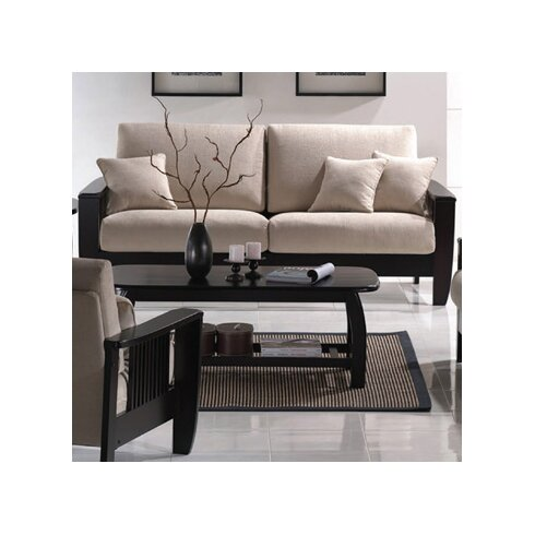Mission Style Living Room Collection - Wildon Home ® Mission Style Living Room Collection & Reviews Wayfair