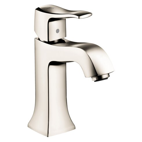 Hansgrohe Metris C Single Handle Single Hole Standard Bathroom