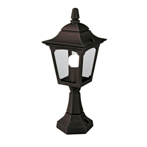 Chapel Mini Pedestal 1 Light Pier Mount Light