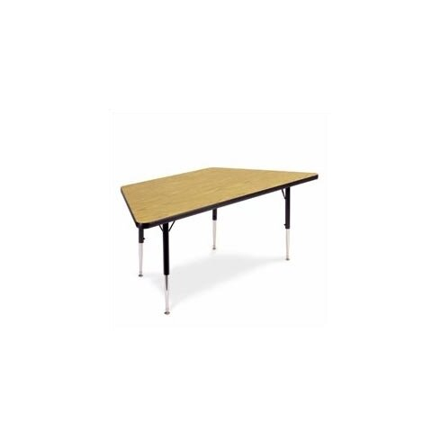 "4000 Series 60"" x 30"" Trapezoidal Activity Table"