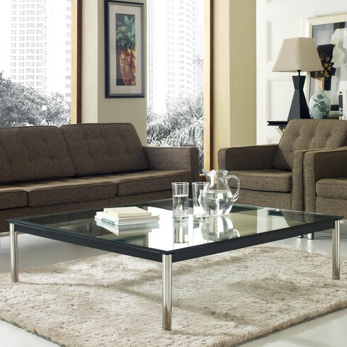 Leroi Square Coffee Table