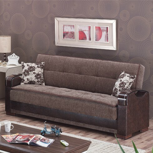 Beyan Hartford Sleeper Sofa Amp Reviews Wayfair