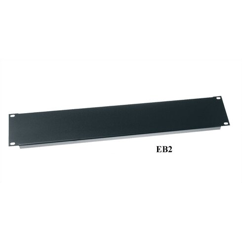 "19"" W Flanged Economical Blank Panel"