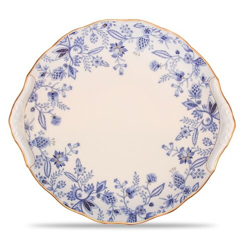 """Blue Sorrentino 11"""" Party Plate"""