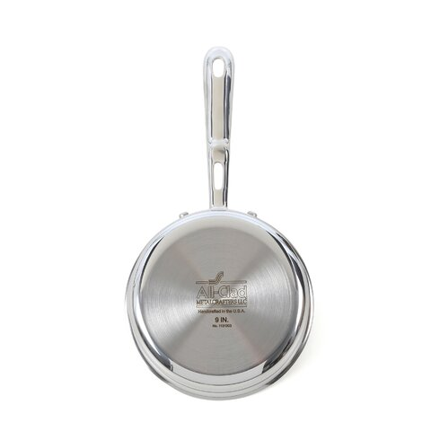 Copper Core Saucepan with Lid