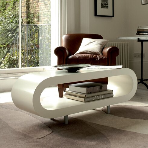 Loopy Coffee Table with Storage