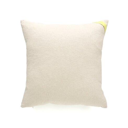 Geo Links Linen Pillow