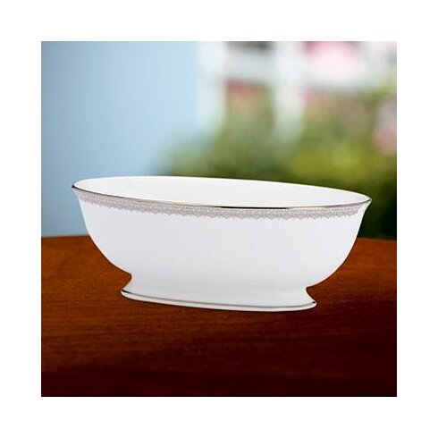 Lace Couture Open Vegetable Bowl
