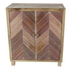 Jaimie 2 Door Accent Cabinet by Union Rustic