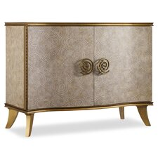 Melange Golden Swirl 2 Door Chest by Hooker Furniture