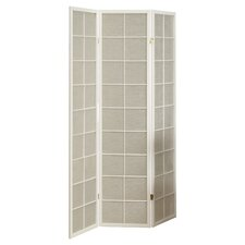 70.25 x 52 3 Panel Room Divider by Monarch Specialties Inc.