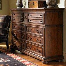 Fieldale Lodge Prescott 9 Drawer Dresser by Lexington